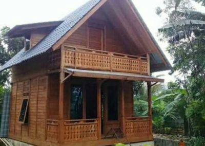 rumah kayu knock down foto14