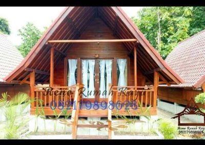 rumah kayu penginapan foto14