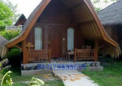 rumah kayu penginapan foto16