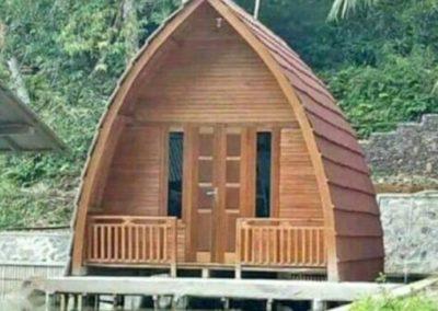 rumah kayu penginapan foto21
