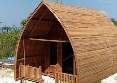 rumah kayu penginapan foto26